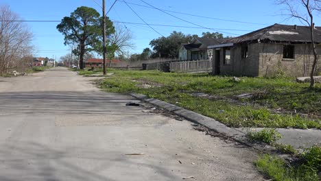 Houses-stand-amidst-empty-and-undeveloped-lots-in-the-Lower-9th-Ward-of-New-Orleans-Louisiana-post-Katrina