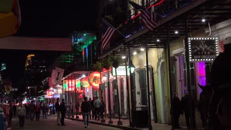 Establishing-shot-of-Bourbon-Street-in-New-Orleans-at-night