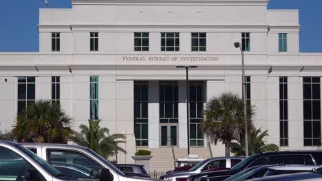 A-Federal-Bureau-Of-Investigation-FBI-building-exterior-in-Mobile-Alabama