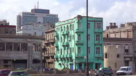 Old-buildings-are-mixed-with-new-on-the-skyline-of-Havana-Cuba