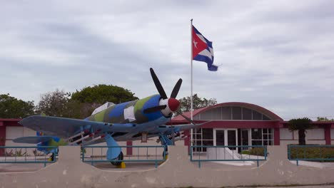 A-museum-and-monument-in-Cuba-remembers-the-Bay-Of-Pigs-incident