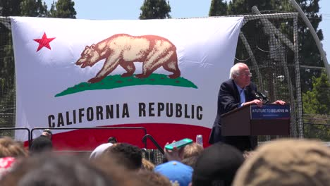 Bernie-Sanders-speaks-in-front-of-a-huge-crowd-at-a-political-rally-about-the-legalization-of-marijuana
