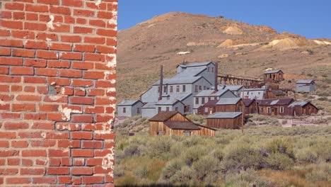 La-Mina-De-Plata-Abandonada-En-La-Ciudad-Fantasma-De-Bodie-California