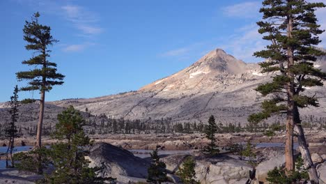 Time-lapse-shot-of-the-Desolation-Wilderness-in-the-Sierra-Nevada-mountains-California-1
