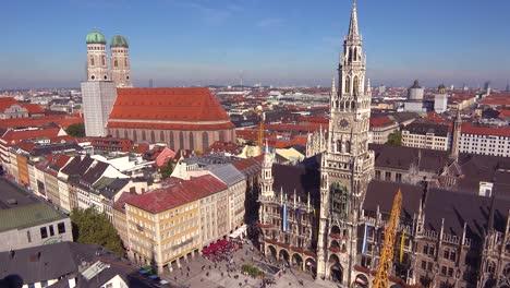 Plano-De-Establecimiento-Clásico-De-Alto-ángulo-Del-Horizonte-De-Munich-Alemania-2