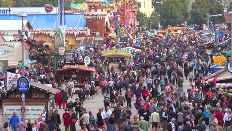 Huge-crowds-of-people-attend-Oktoberfest-in-Munich-Germany-1