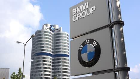 La-Sede-De-BMW-En-Munich-Alemania