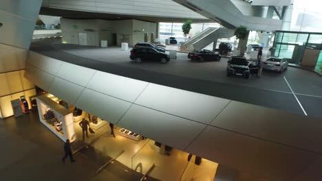 Establishing-shot-of-the-interior-of-BMW-headquarters-in-Munich-Germany-1