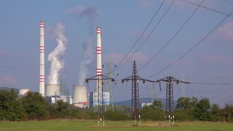 A-large-nuclear-power-plant-generates-electricity-in-the-Czech-Republic-1