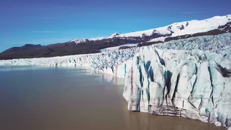 Amazing-aerial-of-the-Vatnajokull-glacier-at-Fjallsarlon-Iceland-suggests-global-warming-and-climate-change-3