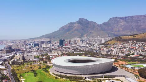 Good-aerial-establishing-shot-of-the-city-of-Cape-Town-South-Africa-with-Capetown-stadium-in-distance-4
