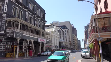 Establishing-shot-of-the-downtown-area-of-Cape-Town-South-Africa-with-colonial-buildings-and-traffic-4