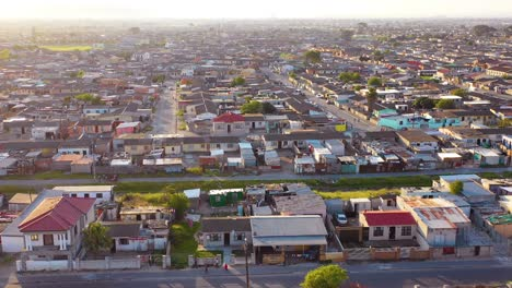 Aerial-over-townships-of-South-Africa-with-poverty-stricken-slums-streets-and-ghetto-buildings-2