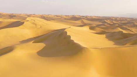 Astonishing-aerial-shot-over-the-vast-sand-dunes-of-the-Namib-Desert-along-the-Skeleton-Coast-of-Namibia-3