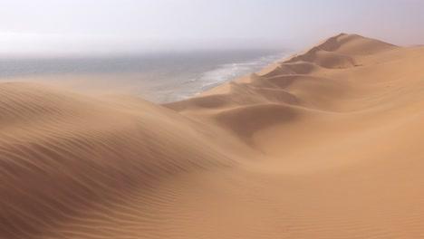 High-winds-blow-across-the-amazing-sand-dunes-of-the-Namib-Desert-along-the-Skeleton-Coast-of-Namibia