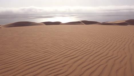 Pan-across-the-amazing-sand-dunes-of-the-Namib-Desert-along-the-Skeleton-Coast-of-Namibia