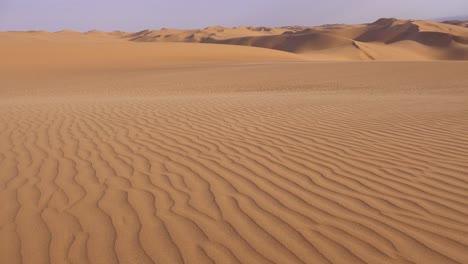 Pan-across-the-amazing-sand-dunes-of-the-Namib-Desert-along-the-Skeleton-Coast-of-Namibia-1