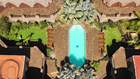 Aerial-of-the-spectacular-Le-Mirage-Resort-lodge-hotel-castle-and-spa-in-the-Sossusvlei-region-of-Namib-Desert-Namibia-3