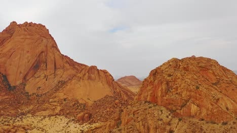 Aerial-over-the-Namib-Desert-and-the-massive-rock-formations-at-Spitzkoppe-Namibia-5