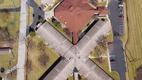 Antena-De-Patrones-Interesantes-De-Casas-O-Apartamentos-Formando-Una-Forma-De-X-2