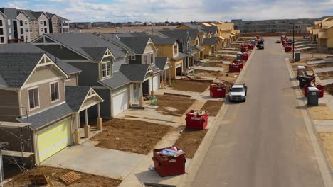 Good-aerial-over-a-neighborhood-of-homes-under-construction-in-the-suburbs-2
