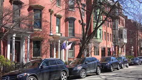 Establishing-shot-of-apartments-and-streets-on-Bunker-Hill-Boston-Massachusetts-2