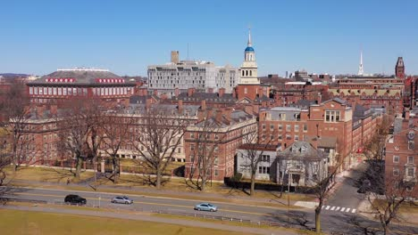 Aerial-over-the-Harvard-University-Campus-and-Kennedy-School