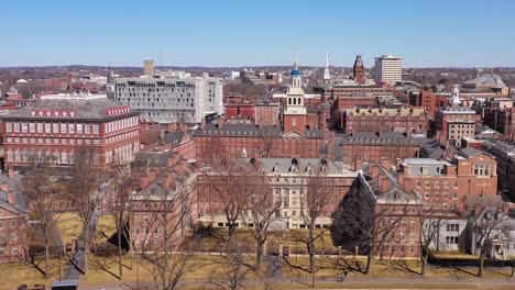 Excellent-aerial-over-the-Harvard-University-Campus-and-Kennedy-School-1