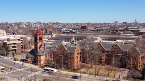 Aerial-over-the-Harvard-University-Campus-and-Harvard-Law-School