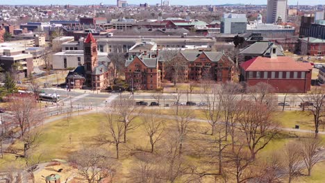 Aerial-over-the-Harvard-University-Campus-and-Harvard-Law-School-1