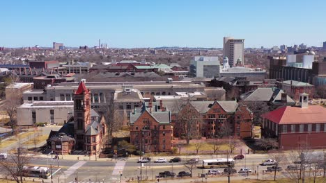 Aerial-over-the-Harvard-University-Campus-and-Harvard-Law-School-2