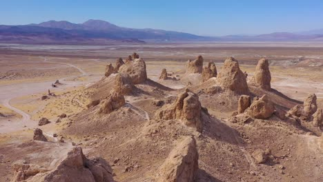 Beautiful-aerial-over-the-Trona-Pinnacles-rock-formations-in-the-Mojave-Desert-near-Death-Valley-5