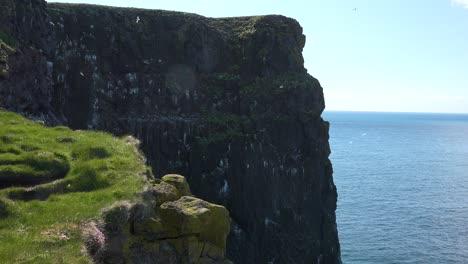 Los-Acantilados-De-Aves-De-Latrabjarg-Islandia-Son-Un-Placer-Para-La-Observación-De-Aves-Que-Los-Excursionistas-Exploran