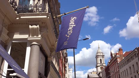 Exterior-establishing-shot-of-Sotheby-s-auction-house-in-London-England-1