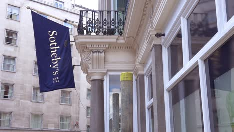 Exterior-establishing-shot-of-Sotheby-s-auction-house-in-London-England-3