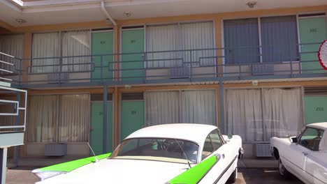 Exterior-of-the-Lorraine-Motel-where-Martin-Luther-King-was-assassinated-on-April-4-1968-now-the-National-Civil-Rights-Museum-in-Memphis-Tennessee-2