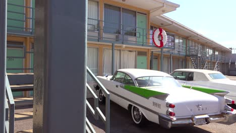 Exterior-of-the-Lorraine-Motel-where-Martin-Luther-King-was-assassinated-on-April-4-1968-now-the-National-Civil-Rights-Museum-in-Memphis-Tennessee-4
