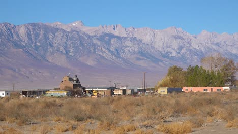 2019---a-small-run-down-town-Keeler-California-in-owens-Valley-houses-desert-rats-prospectors-and-vagrants-Mt-Whitney-Sierra-Nevada-mountains-in-background