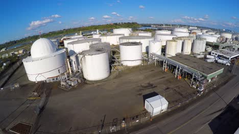 Aerial-over-oil-storage-tanks-illustrating-energy-need-1