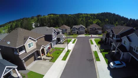 An-aerial-image-over-a-typical-american-suburban-street-1