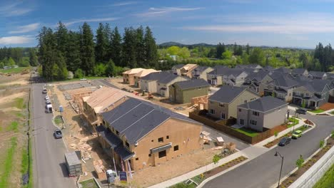 An-aerial-image-over-houses-under-construction