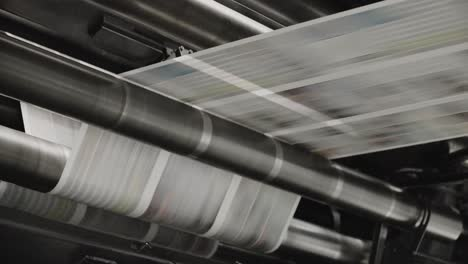 Tomorrow-s-newspapers-are-printed-on-a-high-speed-printing-press-1