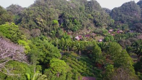 Aerial-of-the-limestone-hills-near-Candeleria-Guatemala-3