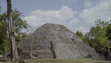 The-Tikal-pyramid-in-Peten-Guatemala
