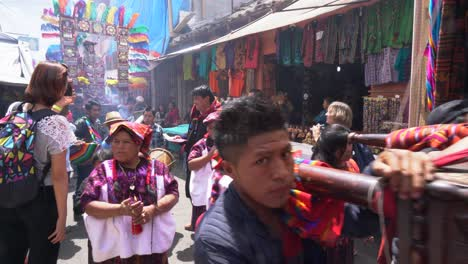 Holy-week-Easter-Catholic-procession-in-Chichicastenango-Guatemala-market-town-is-a-very-colorful-affair-1