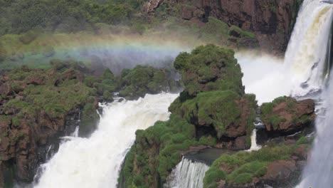 Rainbow-and-waterfalls-Iguazu-Falls-3