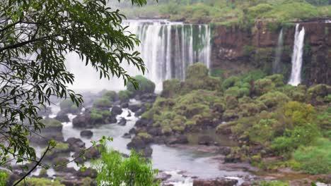 View-from-Brazil-of-Iguazu-Falls-in-Argentina-2