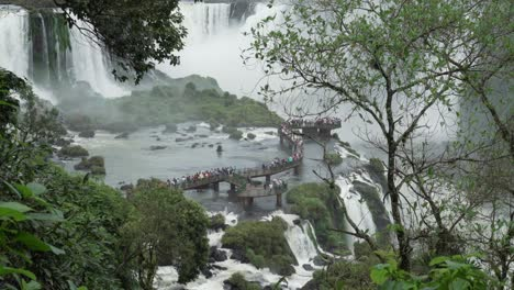 Tourist-walkways-Brazilian-side-of-Iguazu-Falls-1