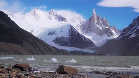 Cerro-Torre-rises-high-above-the-windwhipped-waters-of-Laguna-Torre-in-Fitz-Roy-National-Park-Argentina-2