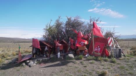 Roadside-shrine-in-Patagonia-honoring-Antonio-Gil-a-religious-folk-hero-in-Argentinas-popular-culture